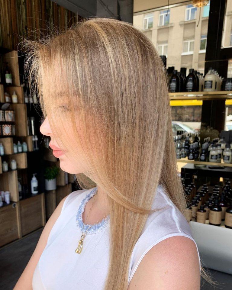 Контуринг окрашивание волос Одесса