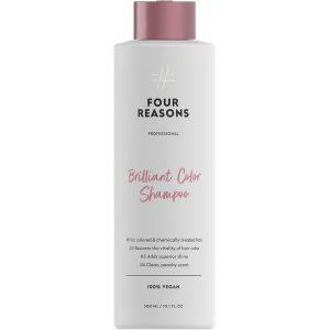Шампунь для бриллиантового блеска окрашенных волос Four Reasons Professional Brilliant Color Shampoo 300 мл