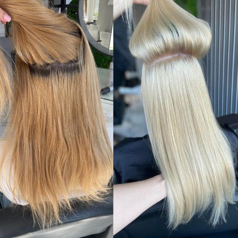Блонд без порошка Одесса