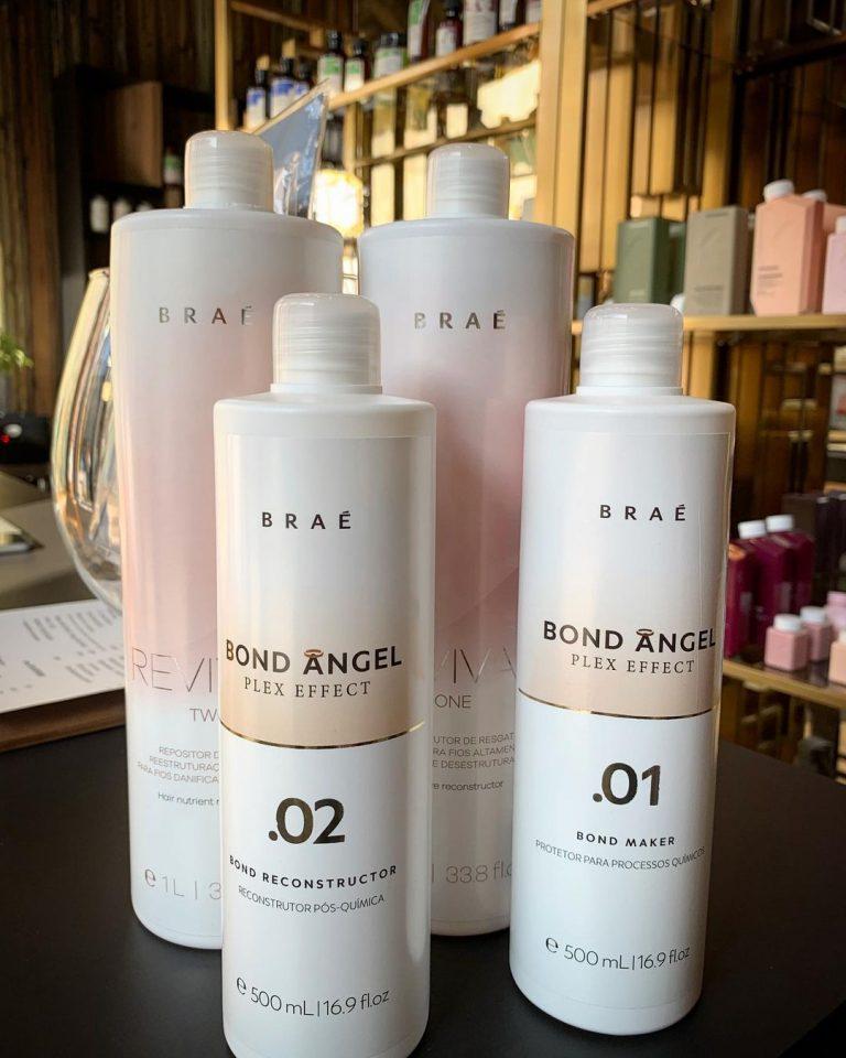 Восстановление для волос Brae